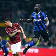Inter castiga din nou marele derbi cu AC Milan si are patru victorii la rand in Serie A