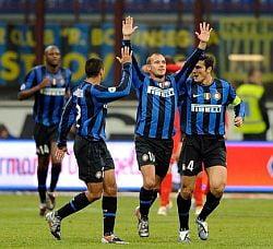 Inter merge brici in Serie A (Video)