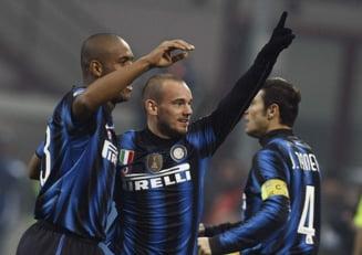 Inter revine senzational si elimina Bayern din Liga Campionilor! Chivu, in sferturi