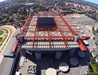 Inter si Milan sunt de acord: Vor un nou stadion si demolarea legendarului San Siro