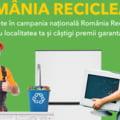 Interes crescut in comuna Hoceni, judetul Vaslui, pentru campania Romania Recicleaza