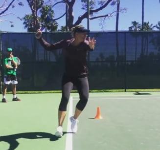 Interes enorm pentru revenirea Sharapovei in tenis: M-au sunat de la toate turneele WTA