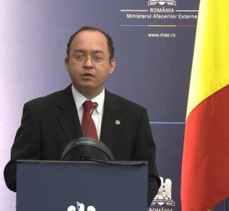 Interesul Romaniei e ca Ucraina sa ramana un stat integru teritorial - Interviu cu Bogdan Aurescu