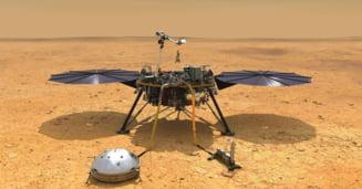 Interiorul planetei Marte, cartografiat în premieră. Care sunt deosebirile față de Terra