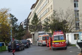 Internari reluate la o sectie a spitalului din Targu Jiu
