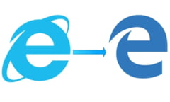 Internet Explorer a murit, traiasca Microsoft Edge: Logo-ul seamana izbitor (Video)