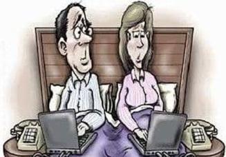 Internet sau sex? Spaniolii opteaza pentru prima varianta