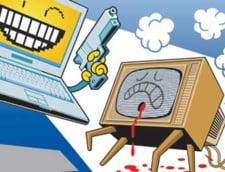 Internet vs televiziune - Cum a batut net-ul TV-ul