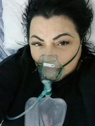 Interpreta de muzica populara Rodica Olariu, testata cu COVID-19. Mesajul disperat al artistei de pe patul de spital