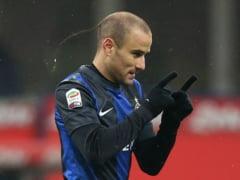 Interul lui Chivu, victorie miraculoasa la Catania