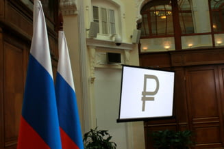 Interventia lui Putin in Ucraina: Rubla si bursa de la Moscova, la pamant. Ce a facut banca Rusiei