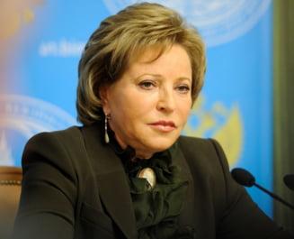 Interventia militara a Rusiei in Ucraina nu este posibila - oficial rus