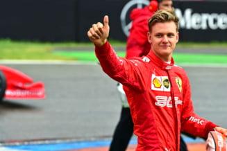 Interviu cu baiatul lui Michael Schumacher: ce i-a transmis tatal sau