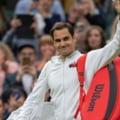 """Interviu savuros cu Roger Federer la Wimbledon: """"Engleza mea nu e prea buna"""". Elvetianul s-a calificat cu noroc in turul doi"""