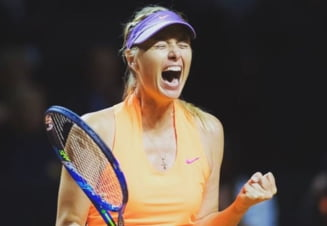 Interzisa la Roland Garros, Maria Sharapova ia o decizie neasteptata