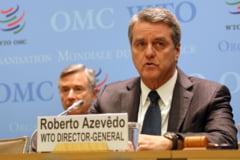 Intr-un moment crucial pentru economie, seful Organizatiei Mondiale a Comertului si-a dat demisia