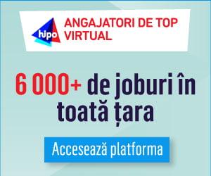 Intra pe Angajatori de TOP Virtual si vezi +6000 de joburi din toata tara!