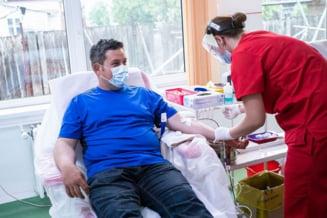 Intrarea in normal a spitalelor va pune presiune pe Centrele de Transfuzie