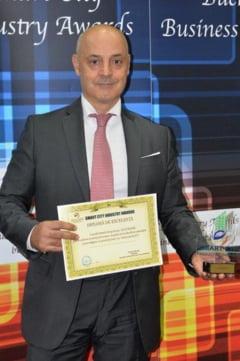 Intrarom primeste Diploma de Excelenta pentru implicarea constanta a companiei in dezvoltarea comunitatilor creativ-inteligente