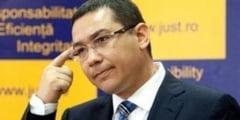 Intrebat daca va candida la alegerile prezidentiale, Ponta a raspuns ca se gandeste sa o faca in 2024