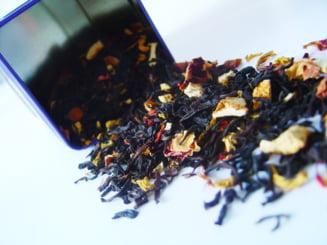 Intrebuintari uluitoare ale ceaiului verde si negru