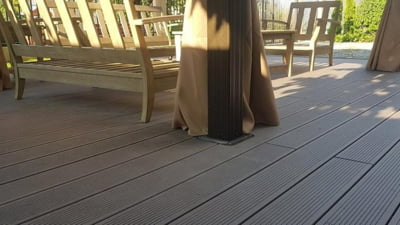 Intretinerea pardoselilor de terasa din WPC