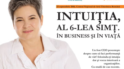 Intuitia, al 6-lea simt in business si in viata