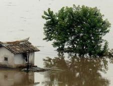 Inundatii devastatoare in Coreea de Nord