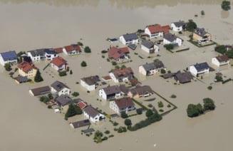 Inundatii devastatoare in Europa: Bilantul mortilor creste