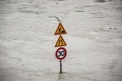 Inundatii devastatoare in Franta: Pagubele depasesc un miliard de euro