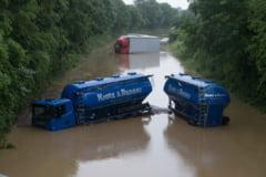 Inundatii devastatoare in Germania, Austria si Franta. Parisul e in pericol (Video)