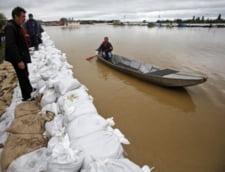 Inundatii fara precedent in Balcani - la cat a ajuns bilantul mortilor