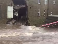 Inundatii fara precedent in Marea Britanie: Imaginile dezastrului
