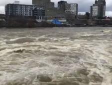 Inundatii in Canada: Primarul capitalei a decretat stare de urgenta - sunt asteptate niveluri record