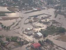 Inundatii in Galati: Cati bani va aloca Guvernul pentru refacerea zonelor afectate