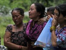 Inundatii in Nepal: 85 de morti, 113 disparuti si risc de epidemie de holera