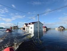 Inundatii in Rusia: 170.000 de persoane evacuate, alte 100.000 se pregatesc