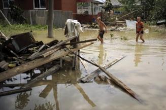 Inundatii in Rusia: Putin declara 9 iulie zi de doliu national