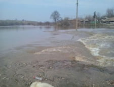 Inundatii in judetul Teleorman