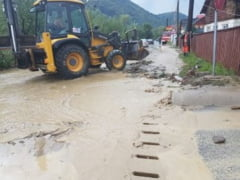 Inundatii la Viseu de Sus (galerie foto)