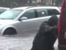 Inundatii ucigatoare in Bulgaria