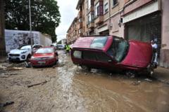 Inundatiile continua sa faca ravagii in Spania: sute de turisti aflati la plaja pe Costa Blanca au fost evacuati