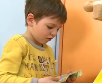 Invata despre bani la gradinita: Un proiect-surpriza, care ar putea fi extins in toata tara