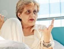Invatatoarea Cristiana Anghel: E posibil sa ma leg de gardul Parlamentului cu lanturi