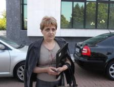 Invatatoarea Cristiana Anghel: Voi continua greva foamei si daca pica Guvernul