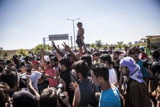 Invazia refugiatilor baga zazanie intre vecini: Croatia versus Ungaria