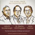 Inventatorii bateriilor litiu-ion castiga Nobelul pentru Chimie. Unul are 97 de ani