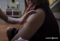 Inventie neobisnuita: Tatuajul conectat la smartphone, care le transmite medicilor ce tensiune ai (Video)