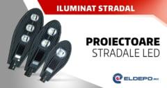 Investeste in iluminatul stradal cu LED pentru siguranta ta si a celor din jur!