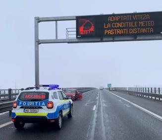 Investigatiile releva ca majoritatea romanilor intra pe contrasens pe autostrada perfect constient